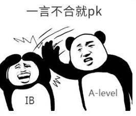 A-Level课程和IB 课程