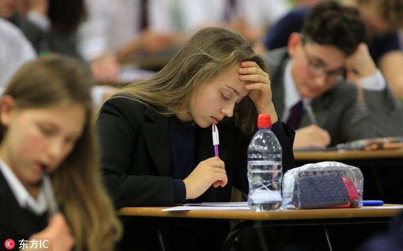 ACT英语考试涉及哪些语法和结构问题