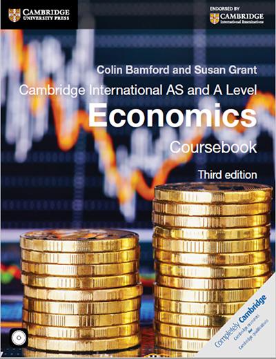 alevel经济学教材电子版及内容和目录大纲