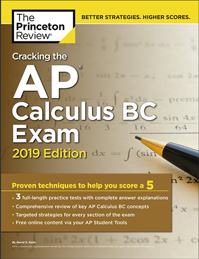 AP calculus BC进阶数学教材电子版及内容和目录大纲