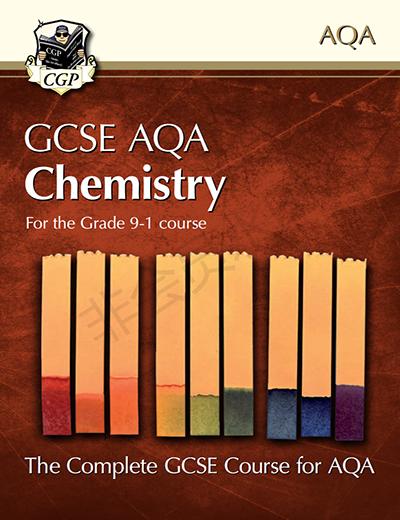 GCSE化学教材电子版及内容和目录大纲
