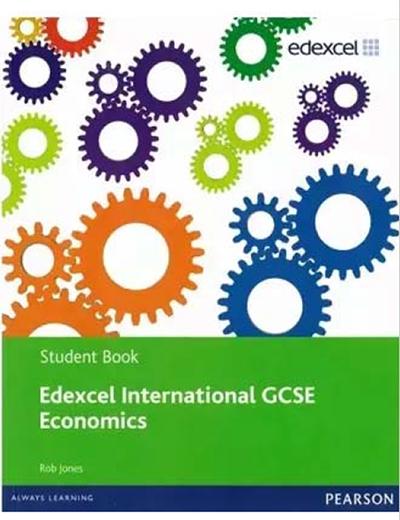 GCSE经济学教材电子版及内容和目录大纲