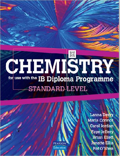 IB SL 化学教材电子版及内容和目录大纲