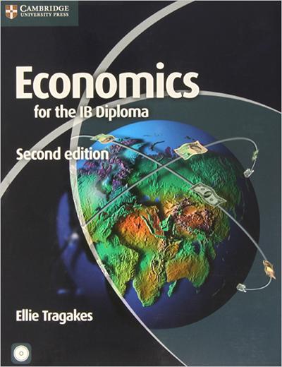 IB经济学教材电子版及内容和目录大纲