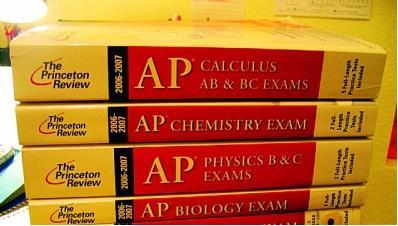 AP课程一般选几门课比较合适