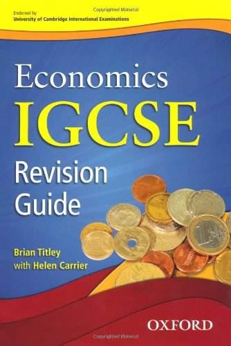 igcse经济学什么,如何学好IGCSE经济学