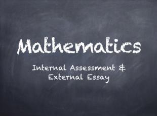 ib数学hl和国内高中数学课程对比,究竟哪个难