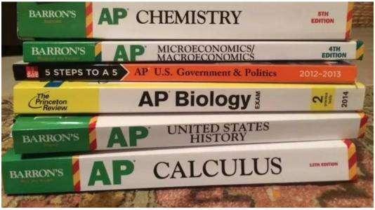 ap怎么考高分?考前备考做好这几点