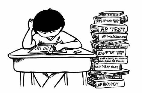 临考前AP考试该如何准备?