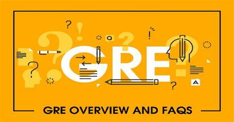 美国的GRE考试该如何进行准备?