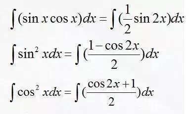 ALevel数学考点中六个积分技巧总结