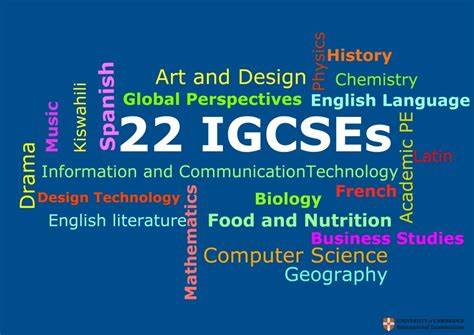 IGCSE选课建议分享,各学科分别有哪些特点?