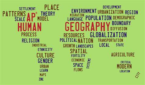 这些地理学习技巧,教你如何学好AP地理课!