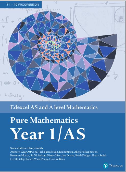 alevel数学教材电子版及内容和目录大纲