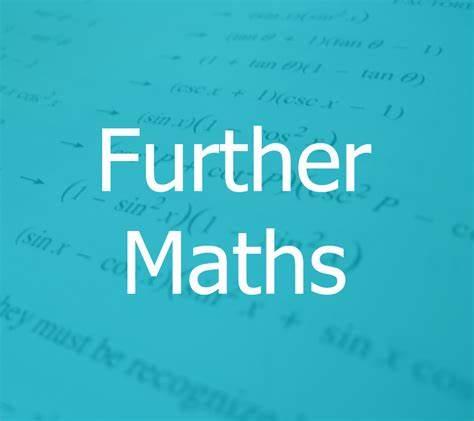 ALevel进阶数学学什么,难度大吗?