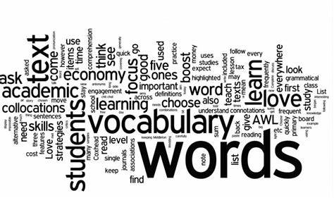 SAT词汇量该如何积累?教你记单词的三个原则!