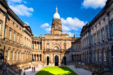 申请爱丁堡大学的学生A-level及GCSE成绩解析