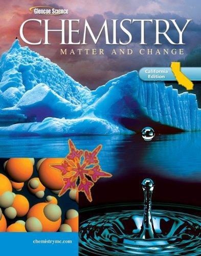 美国初中化学教材电子版内容及目录大纲