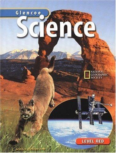 美国初中科学教材电子版内容及目录大纲