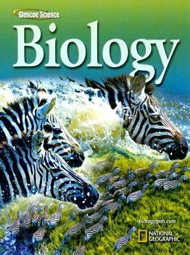 美国高中生物教材电子版内容及目录大纲