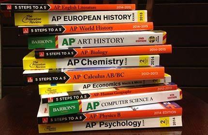 有哪些AP课程科目适合中国学生选择?
