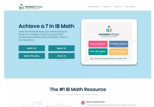 IB数学课程学习这些不错的网站值得推荐!