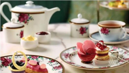 从三十而已了解英式下午茶英语词汇和礼仪