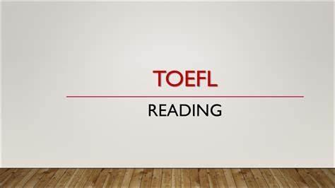 托福阅读考试成绩想要提升,关注这几点!