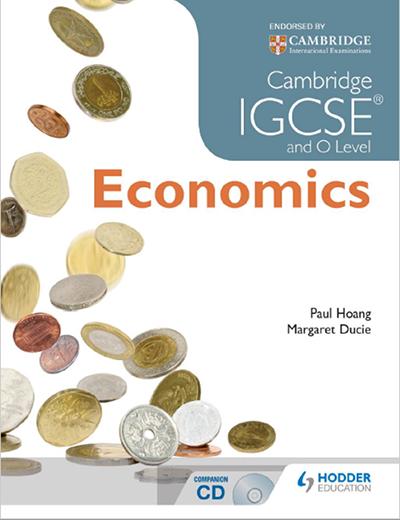 IGCSE经济学教材电子版