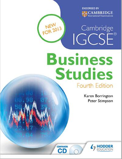 IGCSE商科教材电子版