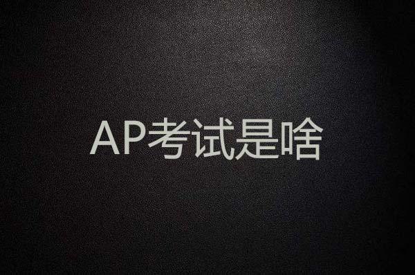 AP考试是啥